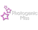 Photogenic Miss Logo